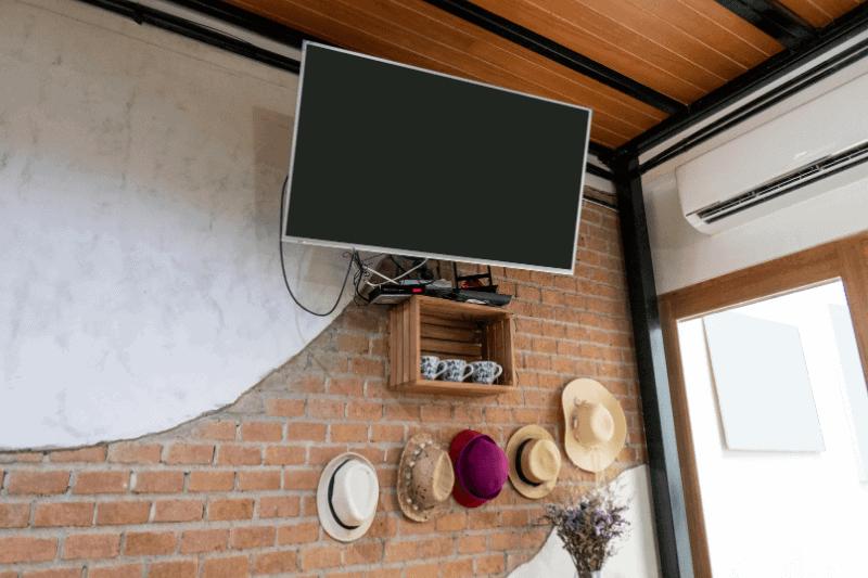 תליית טלוויזיה מקצועית לבית ולעסק